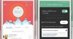 تطبيق تسجيل المكالمات السري callBox النسخة المدفوعه مجاناً