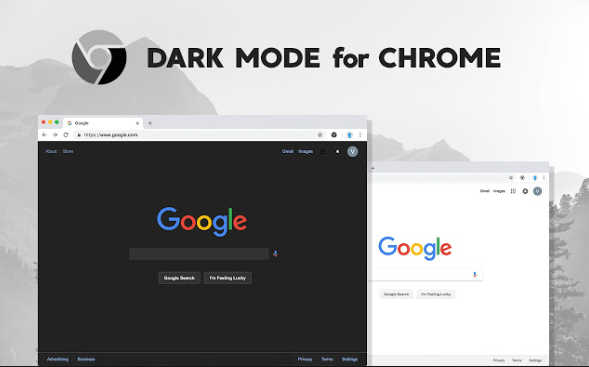 chrome dark mode