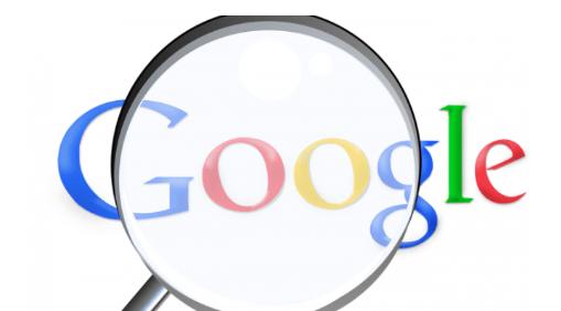 البحث علي جوجل