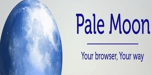 تحميل برنامج pale moon