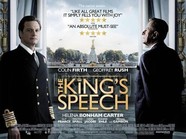 تعلم الانجليزية مع فيلم The king`s speech