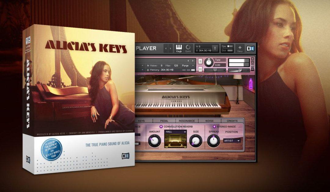 Alicia Keys Native Instruments