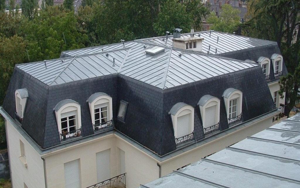 Les toitures - LA TECHNOLOGIE