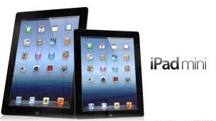 iPad 4 and iPad mini
