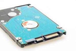 Hard Disk - The mass storage device
