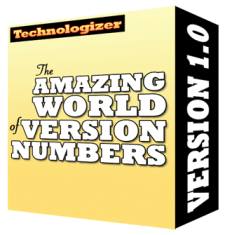 The  astounding World of Version Numbers