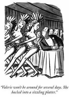 Peter Arno Cartoon