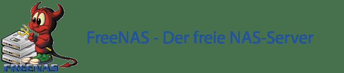 Free NAS Logo