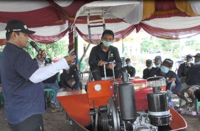 Bimtek Alsintan Dukung Keberhasilan Program Food Estate Kalteng Technology Indonesia