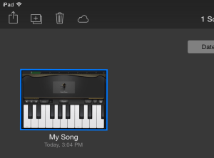 export garageband to google drive 02