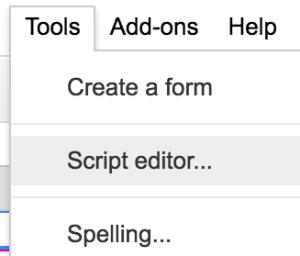 scripteditor