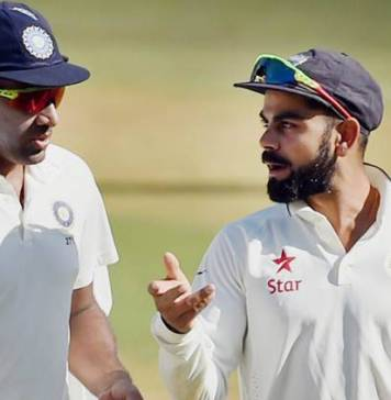 ICC nominated Kohli, Ashwin as Men's Player of the Decade