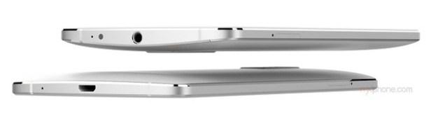 Lenovo vibe X3 ports
