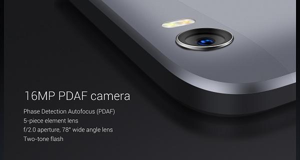 Mi max camera india