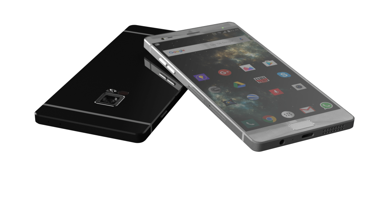 PRIVATE-X : The Smartphone Which Turned Into Most Secured One Within A Second