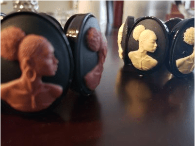 Black Cameos Promote Positive, Proud, Strong Women of Color