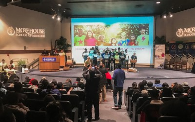 Joining Forces with STEAM Revolution at Morehouse Atlanta To Educate Students