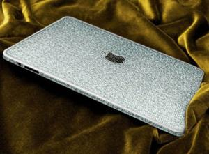 Diamond Encrusted Apple iPad