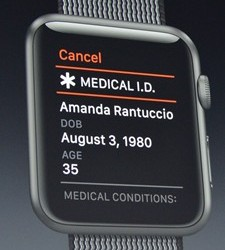 Apple-Medical-id