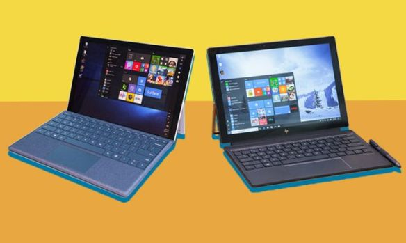 Microsoft Surface Pro vs HP Spectre x2