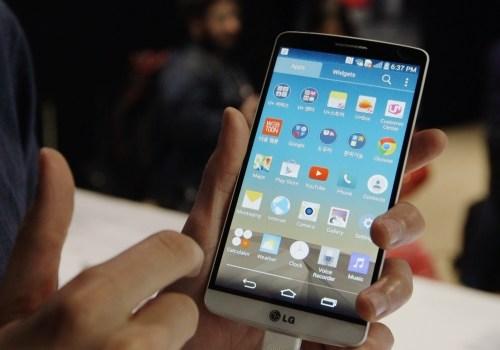 विशेष प्रोसेसर युक्त एलजीको 'G3 स्क्रीन' स्मार्टफोन आउँदै