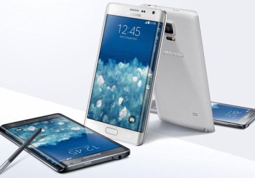 सामसुंगको अनौठो स्मार्टफोन 'ग्यालेक्सी नोट एज'