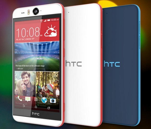 एचटीसीको डिजायर EYE स्मार्टफोन सार्वजनिक