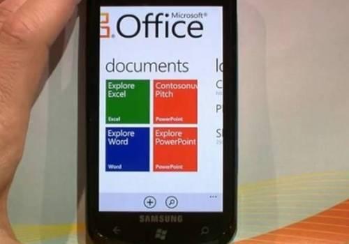 एन्ड्रोयडका लागि माइक्रोसफ्टको वर्ड, एक्सेल र पावरप्वाइन्ट एप्स