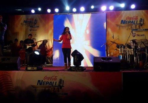 कोका–कोला नेपाली तारा उत्कृष्ट १० प्रतिस्पर्धिहरु लाइभमा