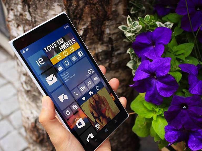 माइक्रोसफ्टले विण्डोज १० अपरेटिङ सिष्टम भएको स्मार्टफोन ल्याउने