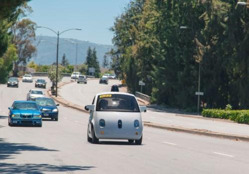 गूगलको सेल्फ ड्राइभिंग कार सडकमा परिक्षण गरिंदै