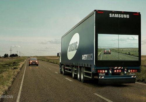 सामसुंगको अत्याधुनिक 'क्लियर ट्रक' परिक्षणमा (फोटो सहित)