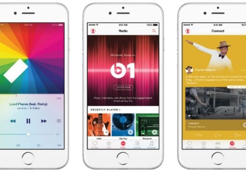 पहिलो म्यूजिक स्ट्रीमिंगका साथमा एप्पलको आईओएस ८.४ सार्वजनिक