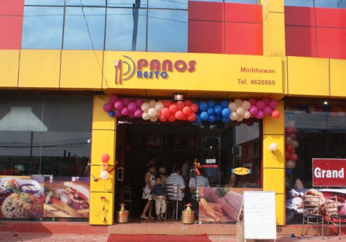 एनआरएनको लगानीमा पानस ब्राण्डको रेस्टुरेन्ट