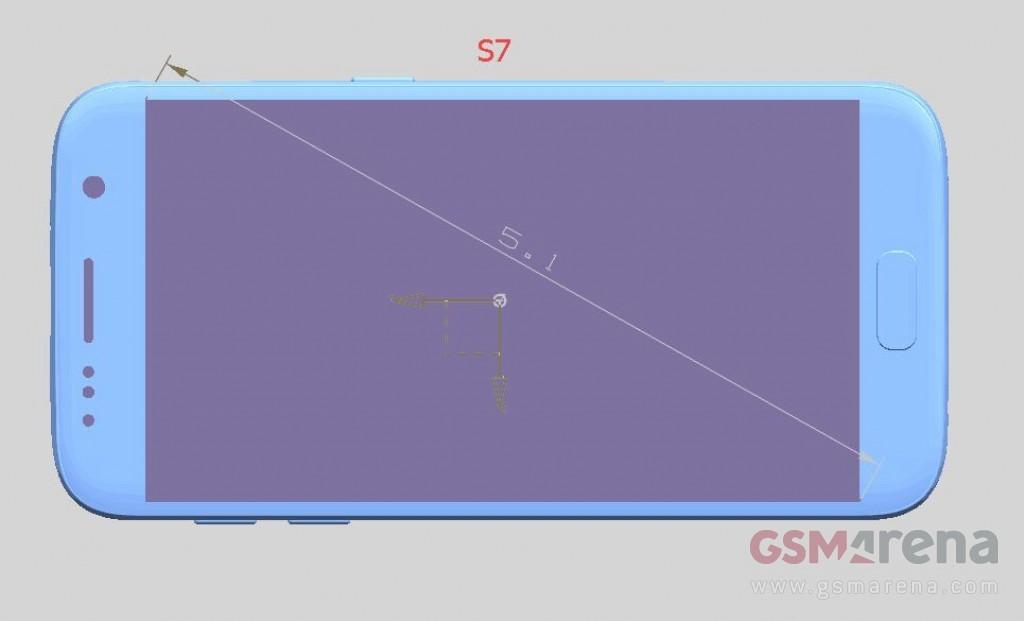 सामसुंगको ग्यालेक्सी एस सेभेनमा ५.१ इन्चको स्क्रीन, तीन भिन्न साइजको फोनहरु आउनसक्ने