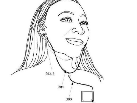 Apple headset Sketch