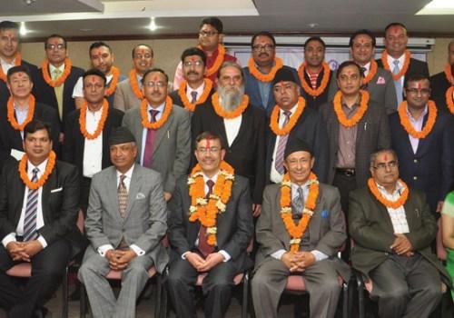 नेपाल उद्योग परिसंघको अध्यक्षमा हरिभक्त शर्मा चयन, उपाध्यक्ष एवं सदस्य निर्विरोध निर्वाचित
