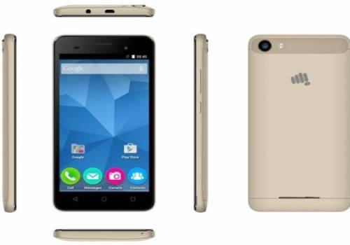मार्शमाल्लो ६.० मा आधारित 'माइक्रोम्याक्स क्यानभास स्पार्क २ प्लस', इन्ट्रि लेभलको स्मार्टफोन