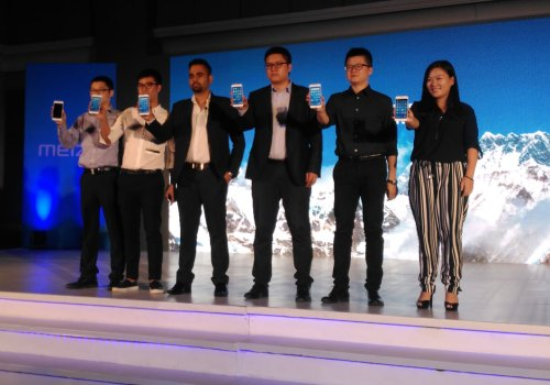 मेजूका स्मार्टफोनहरु नेपाल भित्रिए, मेजू एम ३ नोट तथा मेजू एम ३ एस सार्वजनिक