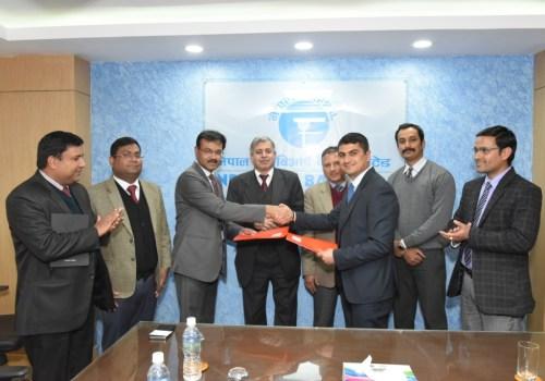नेपाल एसबिआई बैंकको हकप्रद शेयर निष्काशन प्रबन्धकमा एनएमबी क्यापिटल
