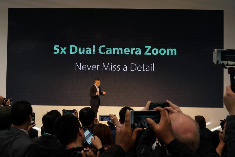 ओप्पोद्वारा संसारकै पहिलो '५एक्स डुअल क्यामेरा जुम' प्रदर्शित