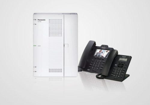 पानासोनिक हाईब्रिड आईपी–पिबीएक्स बजारमा, २४ वटा एक्सटेन्सन लाइनको क्षमता