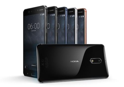 नोकियाका स्मार्टफोन अब नेपाली बजारमा, नोकिया ८ पनि छिटै अाउने