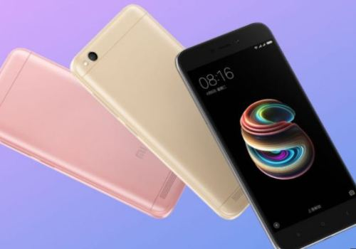 जाबोमीको निकै सस्तो फोन रेडमी ५ए, ८ दिनसम्म टिक्ने ब्याट्री ब्याकअप