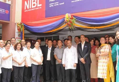 नेपाल इन्भेष्टमेण्ट बैंकको एक्स्टेन्सन काउन्टर प्रसुती गृह अस्पतालमा संचालन