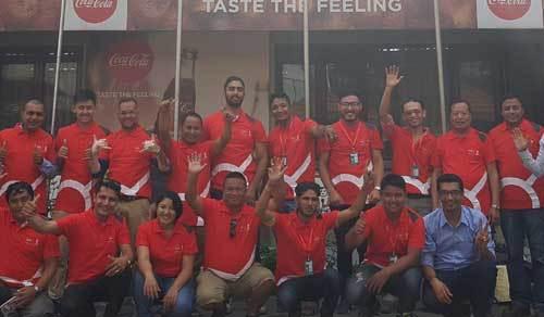 'कोक खाम रसिया जाम' अभियानको दोस्रो टोलि रसिया प्रस्थान