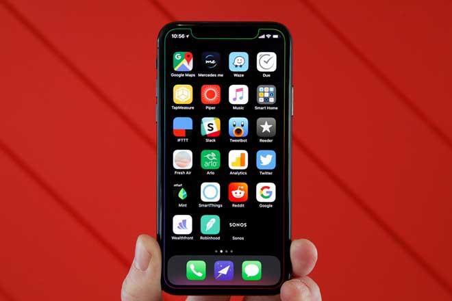 एप्पलको ६.१ इन्चको एलसीडी डिस्प्ले भएको आइफोन यस्तो डिजाइनमा आउने
