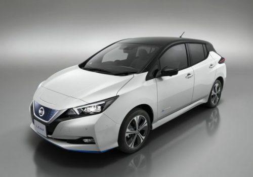 निसानको इलेक्ट्रीक कार 'लीफ ई प्लस' सार्वजनिक, एक चार्जमा ३६३ किलोमिटर गुड्ने