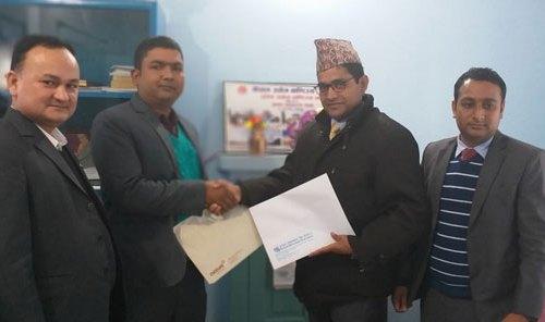 आइएमई लाइफ इन्स्योरेन्स र कञ्चन विकास बैंकबीच बैंक अस्योरेन्स सम्झौता