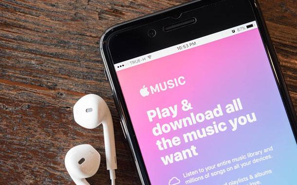 एप्पल म्यूजिकले भारतमा घटायो सेवा शुल्क